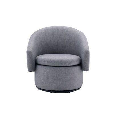 Accent Chair Swivel  Chair