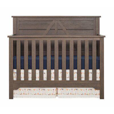 Rabia 4-in-1 Convertible Crib
