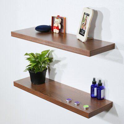 Bully 2 Piece Floating Shelf