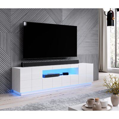 """Blondelle TV Stand for TVs up to 78"""""""