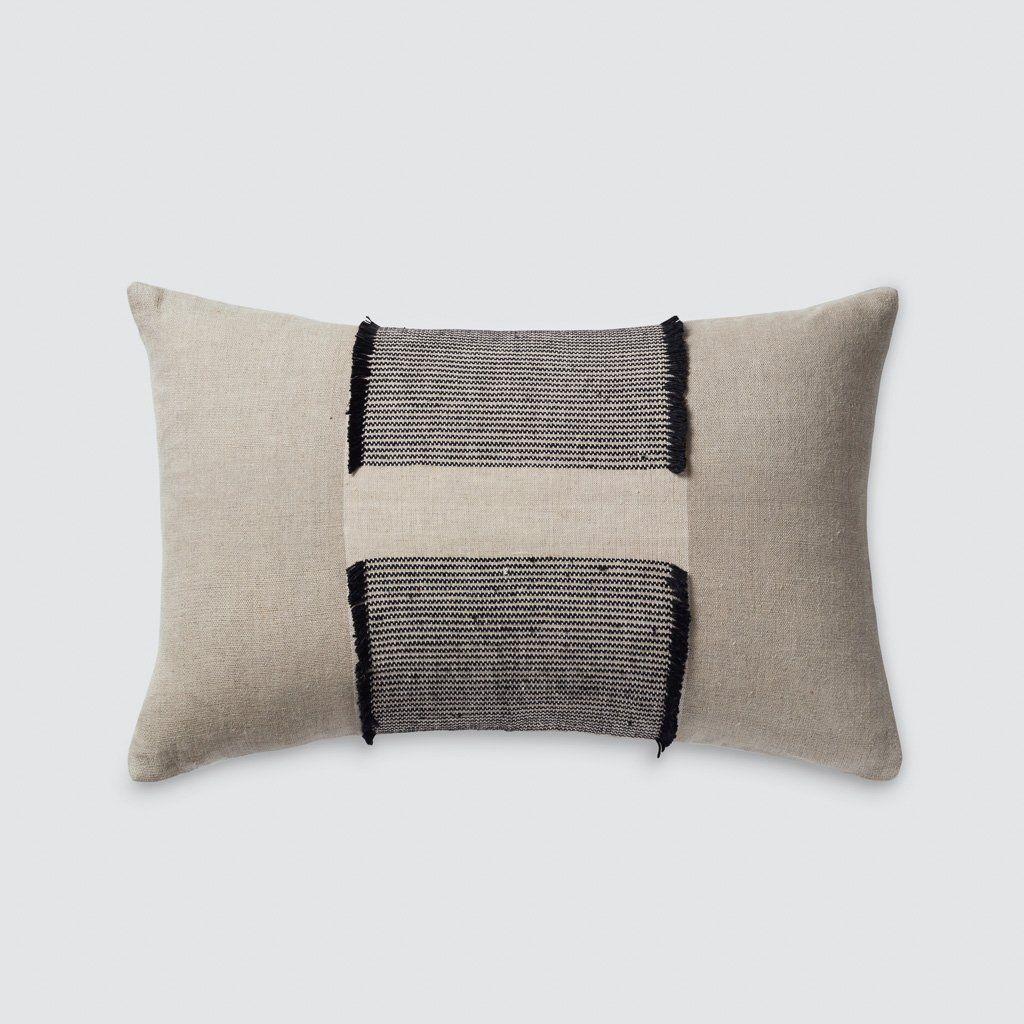 Mahi Lumbar Pillow By The Citizenry