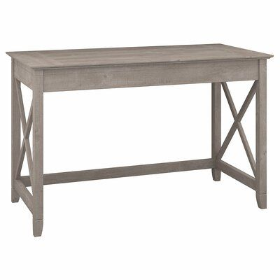 Buxton Gray Desk
