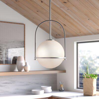 Colvin 1 - Light Single Globe Pendant