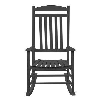 Outdoor Rocking Chair Balcony Garden Rocking Chair
