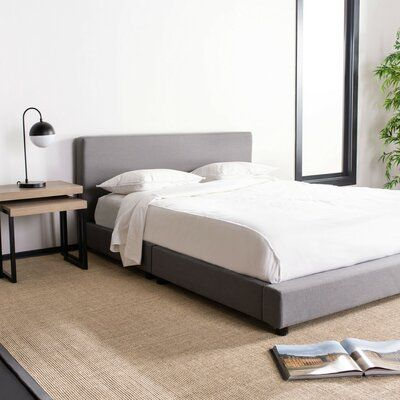 Movement Dawnview Upholstered Standard Bed