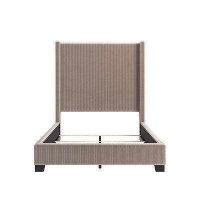 Solon Upholstered Standard Bed