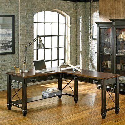 Django L-Shape Executive Desk