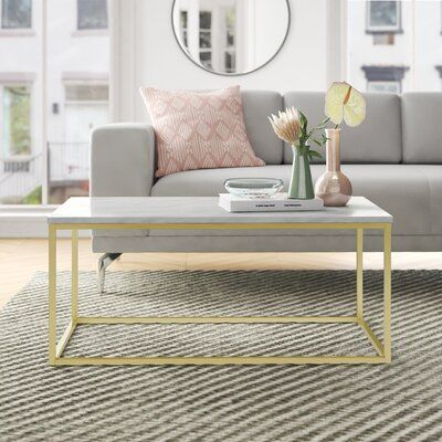 Union Point Frame Coffee Table