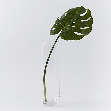 Monstera Leaf,Green, 31.5'