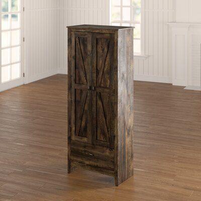 "Berenice 71.9"" H x 29.7"" x 15.8"" D Storage Cabinet"