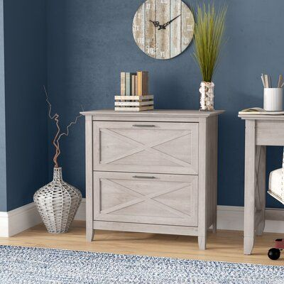 Cyra 2-Drawer Lateral Filing Cabinet
