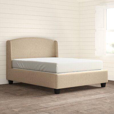 Rosemond Queen Upholstered Panel Bed