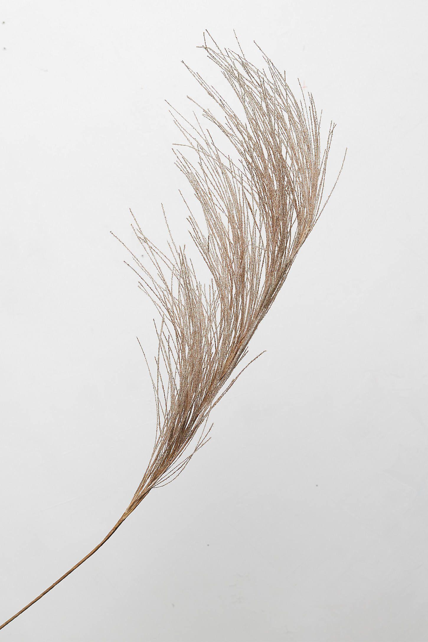 Faux Grass Plume