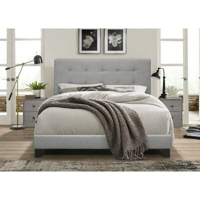 Abdiel Upholstered 3 Piece Bedroom Set