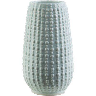 Glenville Cylinder Ceramic Table Vase