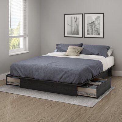Mosley Storage Platform Bed