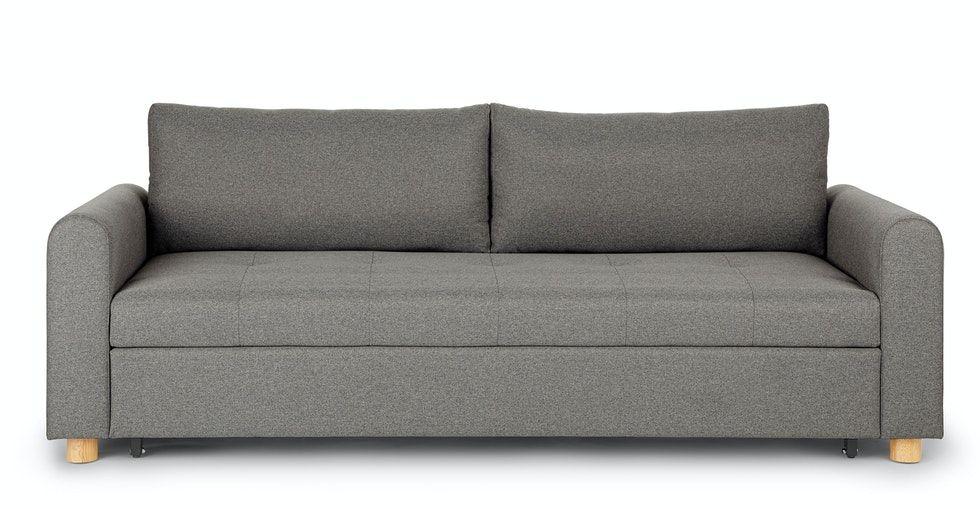 Nordby Henge Gray Sofa Bed