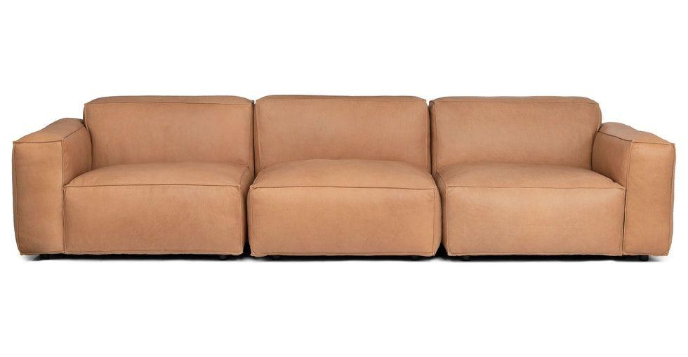 Solae Canyon Tan Modular Sofa