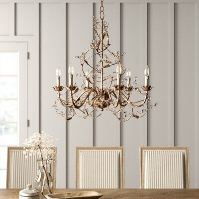 Hamlet 6-Light Candle Style Chandelier