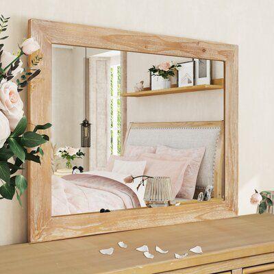 Beckville Modern & Contemporary Beveled Dresser Mirror