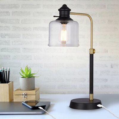 """Fruitvale 22"""" Desk Lamp"""