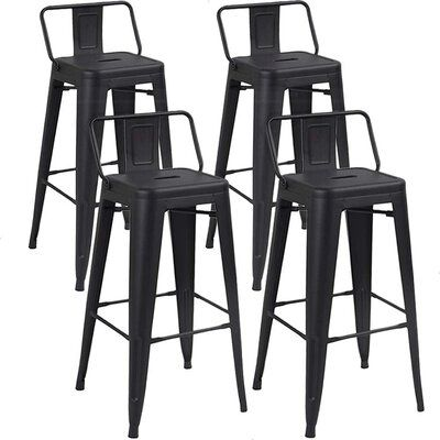 Pinney Counter and Bar Stool