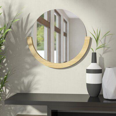Mira Modern & Contemporary Accent Mirror