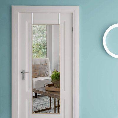 Derren-John Over the Door Full Length Mirror