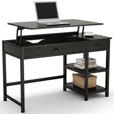 Beeching Lift Top Height Adjustable Standing Gaming Desk