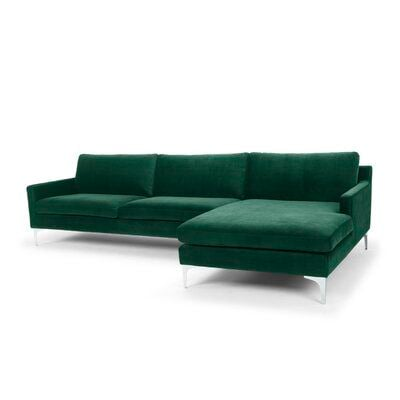 """Fortuna 119"""" Sectional"""