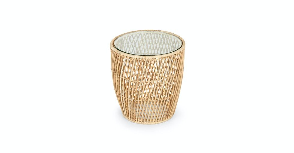 Catta Natural Side Table