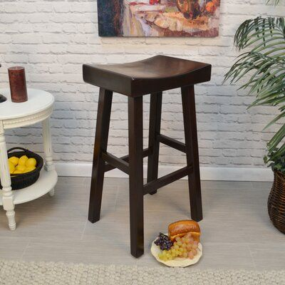 Wilmot Solid Wood Bar & Counter Stool