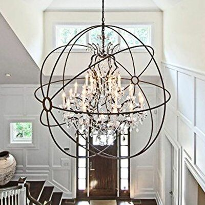 Amia 6-Light Globe Chandelier