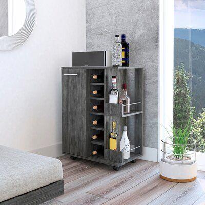 Dujuana Bar Cabinet