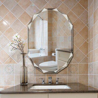 Risborough Glam Bathroom Mirror