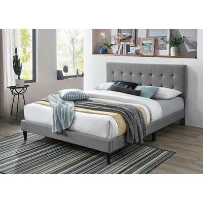 Appleby Upholstered Platform Bed