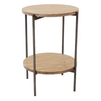 Albany End Table with Storage