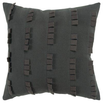 Square Cotton Pillow Cover & Insert
