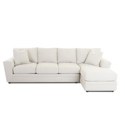 """Bedsworth 124"""" Sectional"""