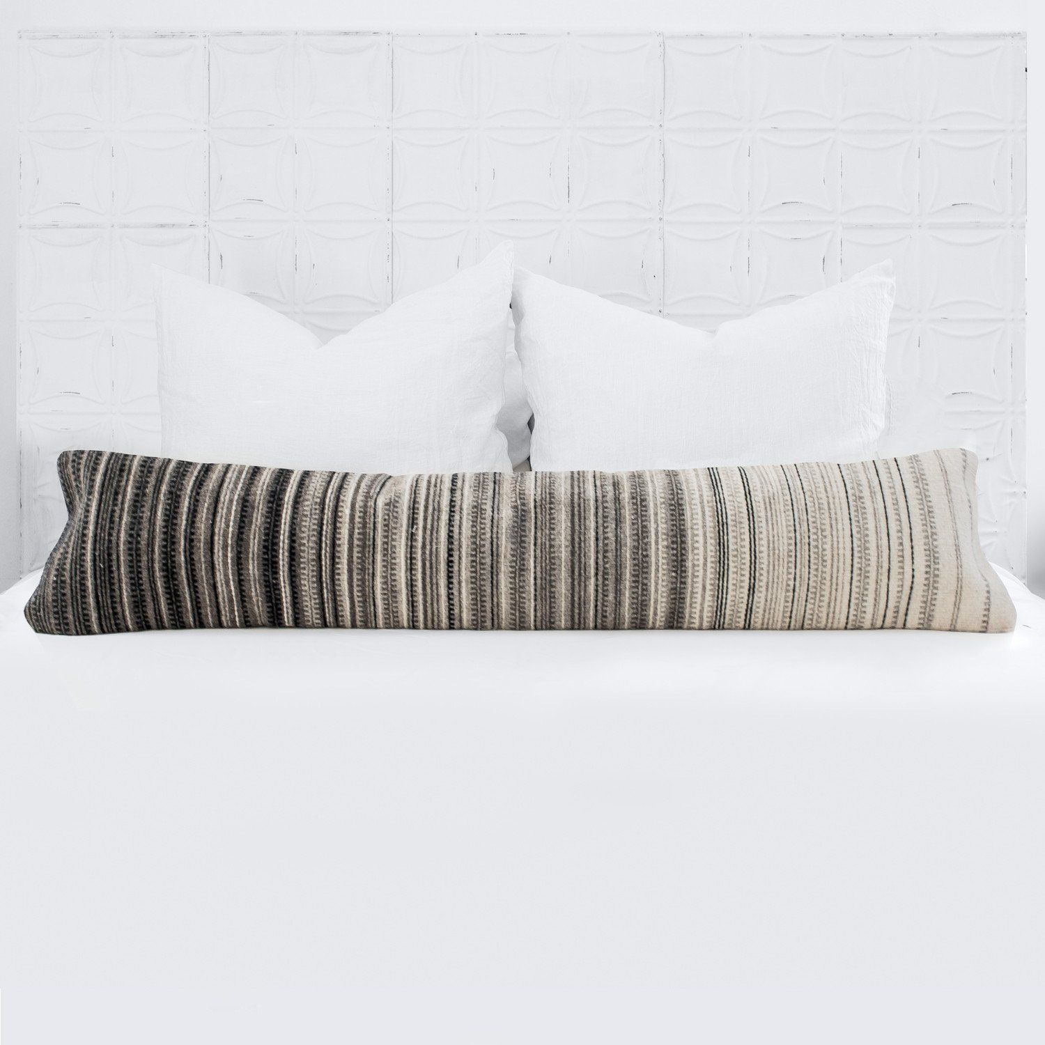 Madera Lumbar Pillow By The Citizenry