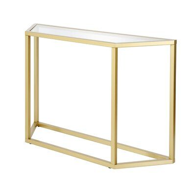 """Galaz 44"""" Console Table"""