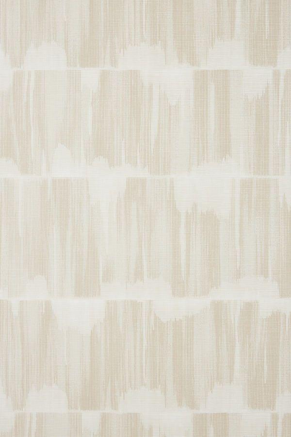 Serendipity Shibori Wallpaper By Anthropologie in Beige