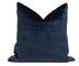 Sonoma Velvet // Navy Blue