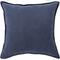 "Cotton Velvet Pillow - 20"" with poly insert"