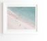 Beach Family Love Framed Art Print - 19x22.4