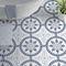 """Hebrides 10"""" x 10"""" Cement Field Tile"""