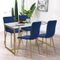 Gillenwater 5 Piece Dining Set