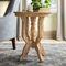 Hurst Solid Wood Pedestal Table