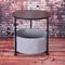 Harees 3 Legs End Table with Storage